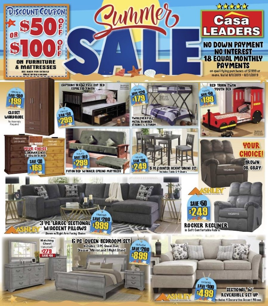 June Special Deals Page 1