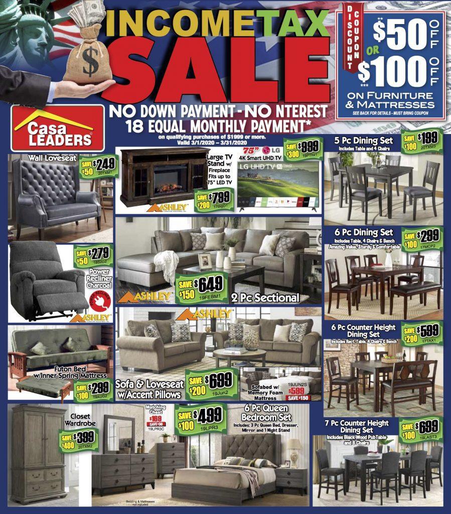 IncTax Sale UpdateA