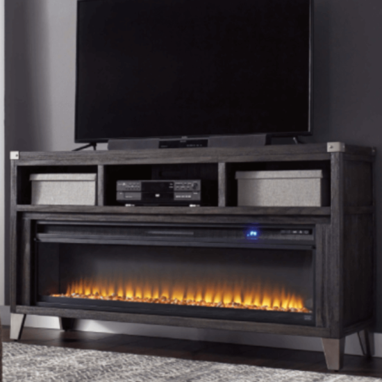 Todoe fireplace by Ashley product image
