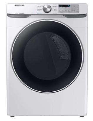 DVE45T6200W Samsung Dryer product image