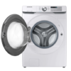 WF45T6200AW Washer Front open product image