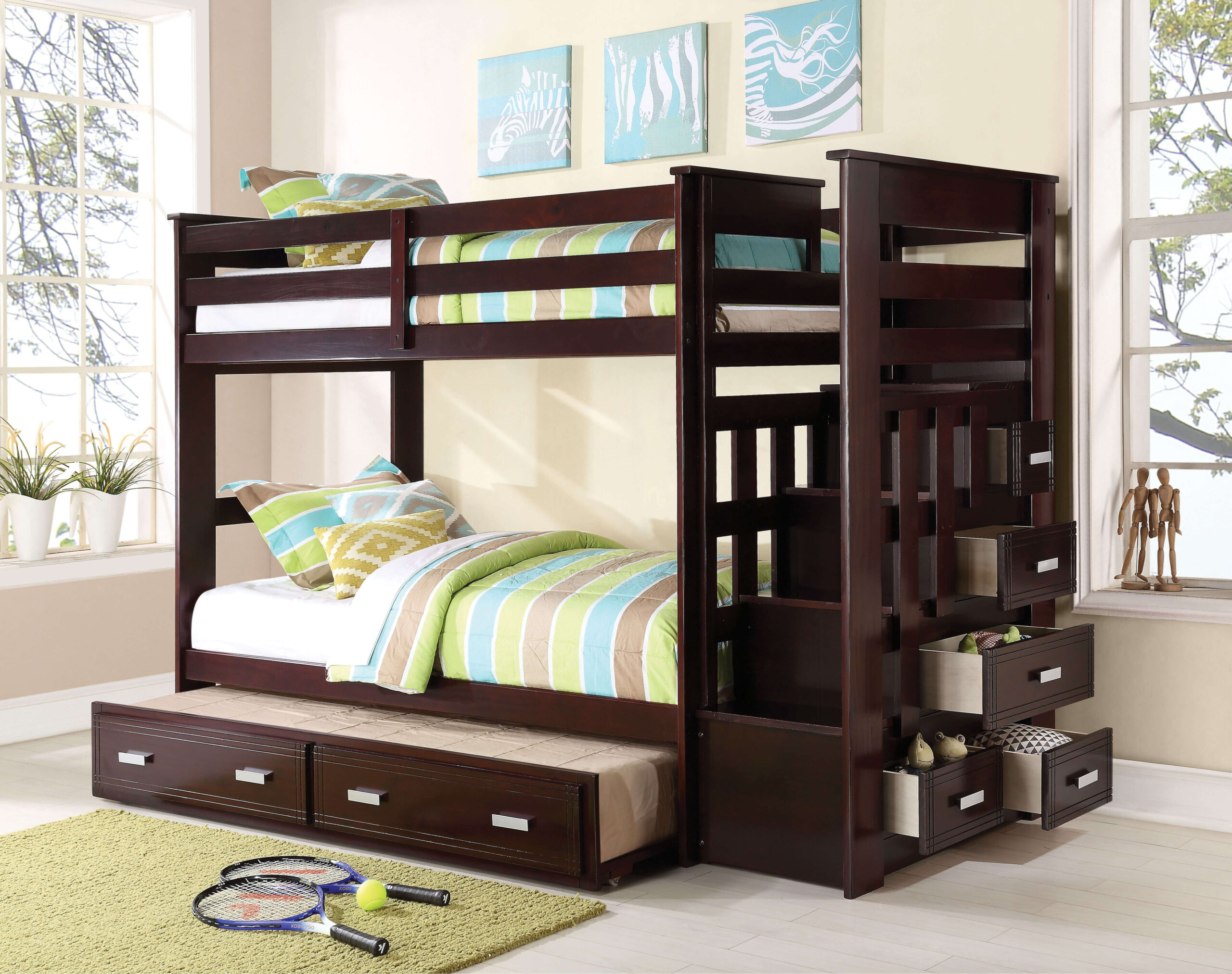 Acme Allentown Twin Bunkbed product image