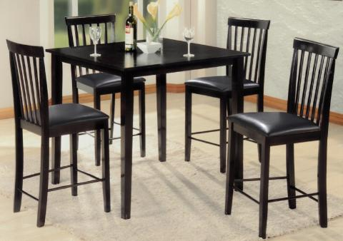 Affordable 5 pc. pub dining set product image
