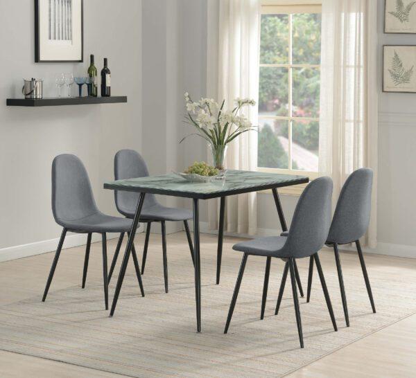 product image of Coaster 110741 Ebern Designs Jariel Dining Set