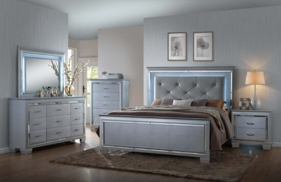 Lillian 6 piece bedroom set product image