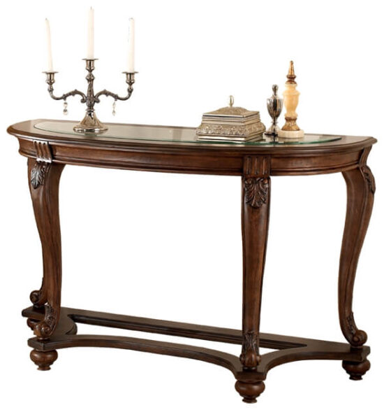 norcastle sofa table by ashley product image