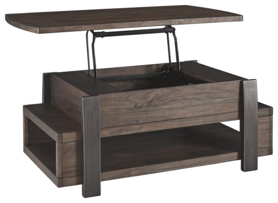 Vailbry lift top coffee table by ashley product image