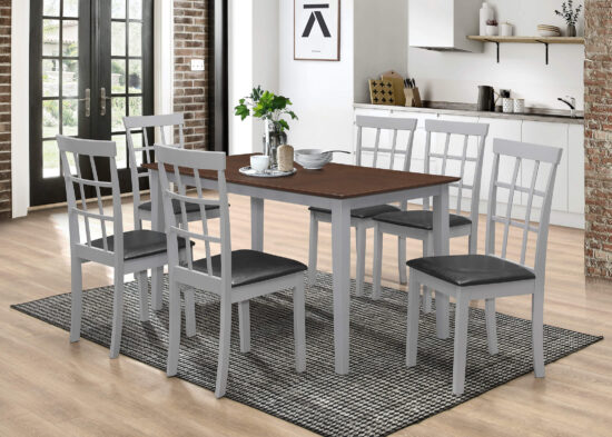 7 piece Helena Dining set product image