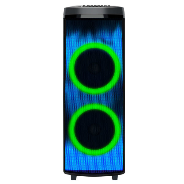 "12"" Bluetooth tailgate speaker product image"