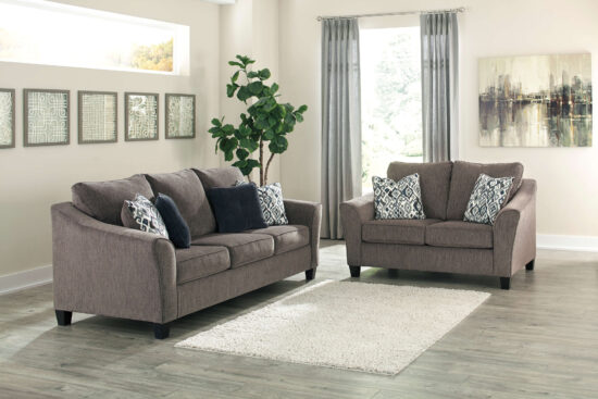 Nemoli Sofa and Loveseat by Ashley product image