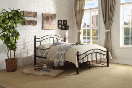 Averny Full Platform Bed by Home Elegance product image
