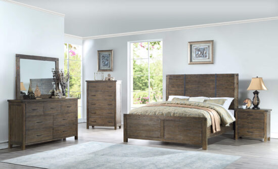 New Classic Galleon 6pc.Queen Bedroom Set product image