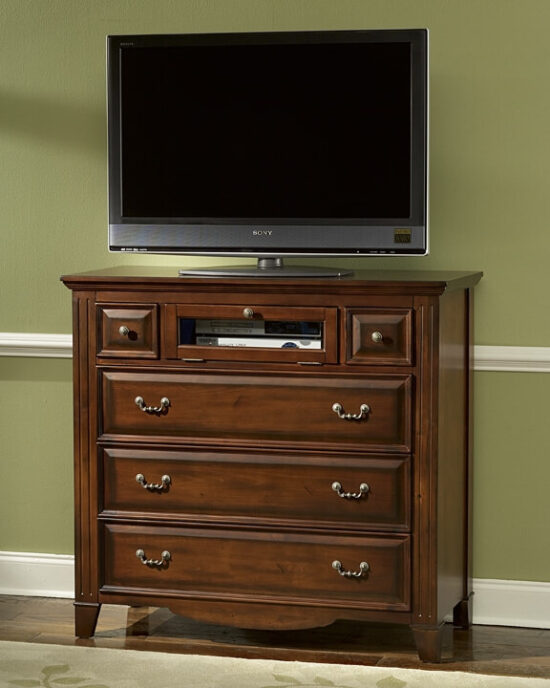 Drayton Hall Media Console by New Classic product image