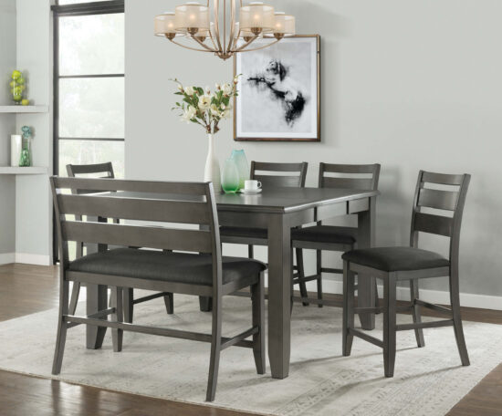 Mason Living Pub Set by Vilo Home Product Image