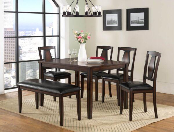 Sedona 6 piece dining set product image