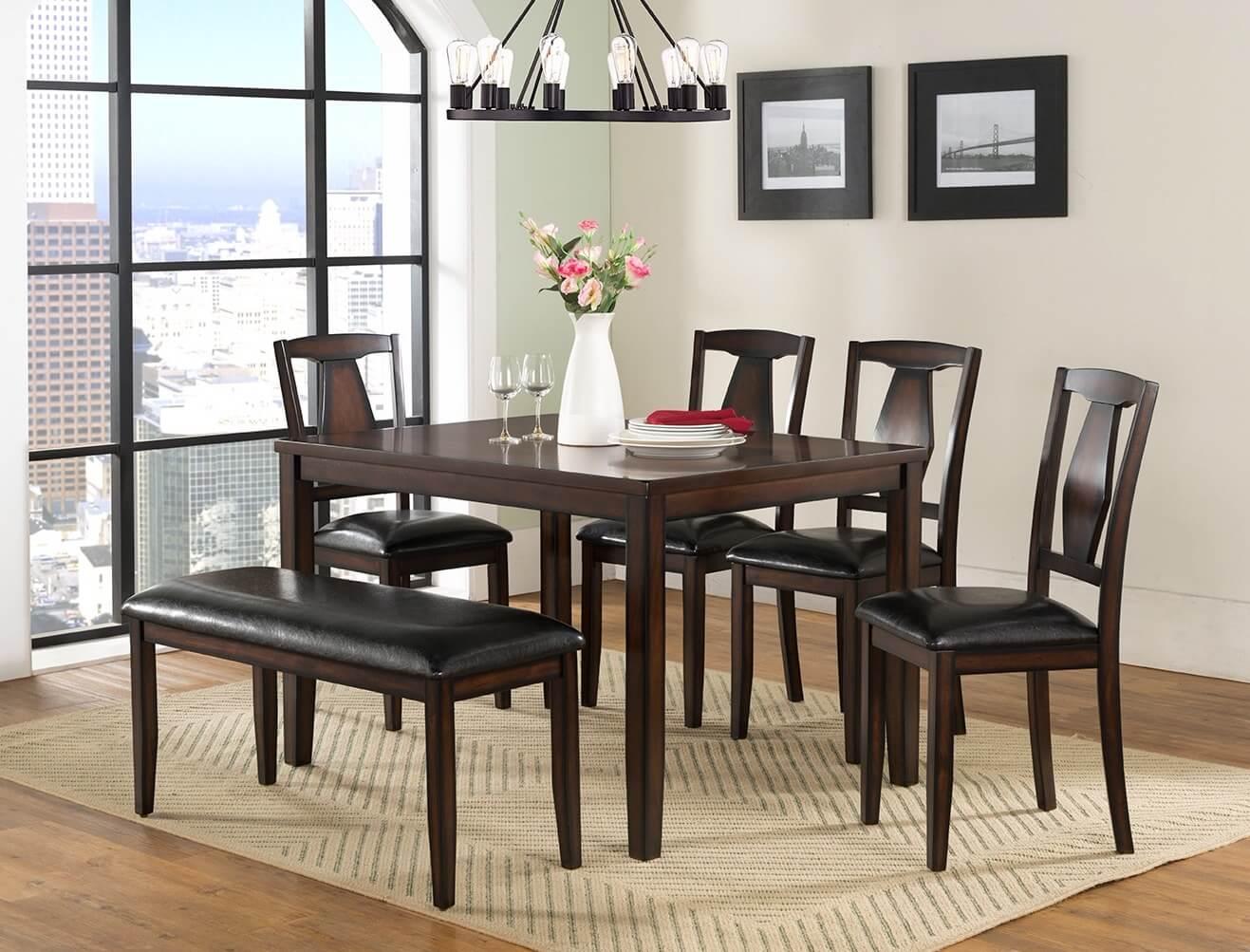 Sedona 6 Piece Dining Set By Vilo Home Casa Leaders Inc