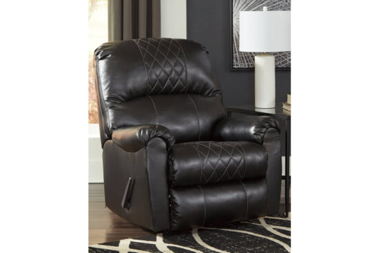 Rocker Recliner Betrillo Black product image