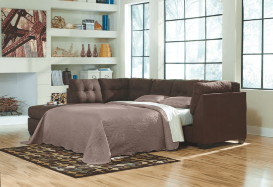 Maier Fabric 2 piece sleeper sectional by Ashley product image