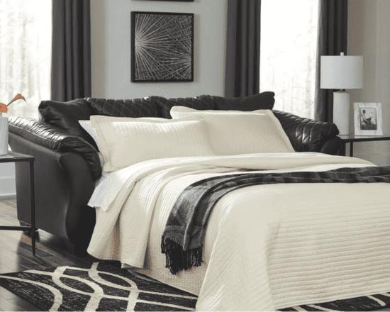 4050235/36 Sofa and Loveseat Betrillo Black 4050235/36 Sofa and Loveseat Betrillo Black product image