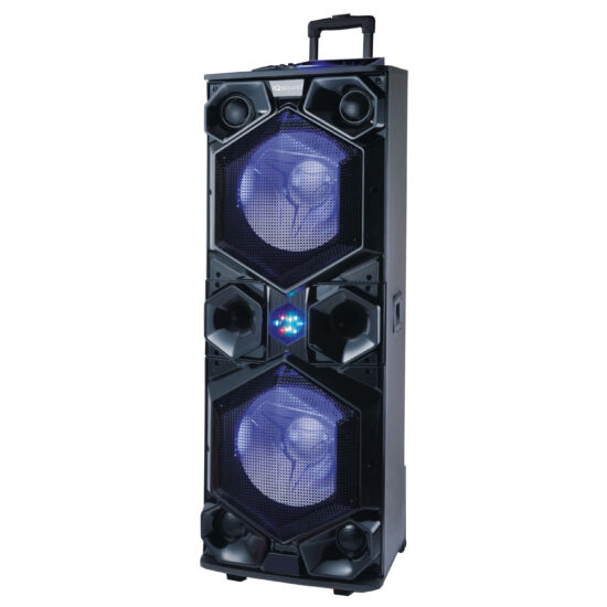 Supersonic IQ-6415DJB Blue-Tooth Speaker product image