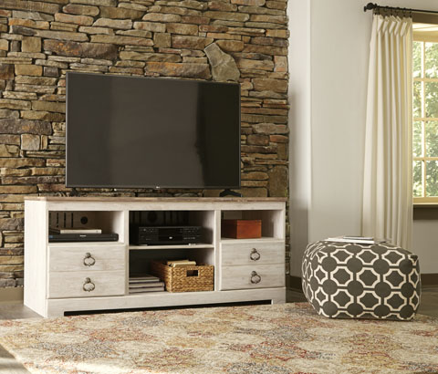 W267-68 Willowton TV Stand product image