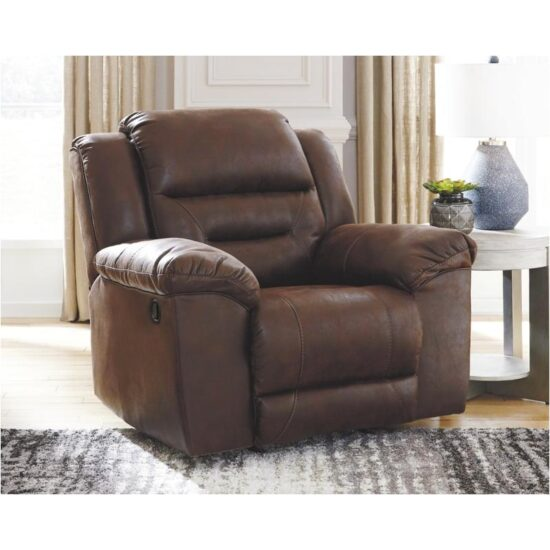 3990425 Stoneland Chocolate Recliner by Ashley product image