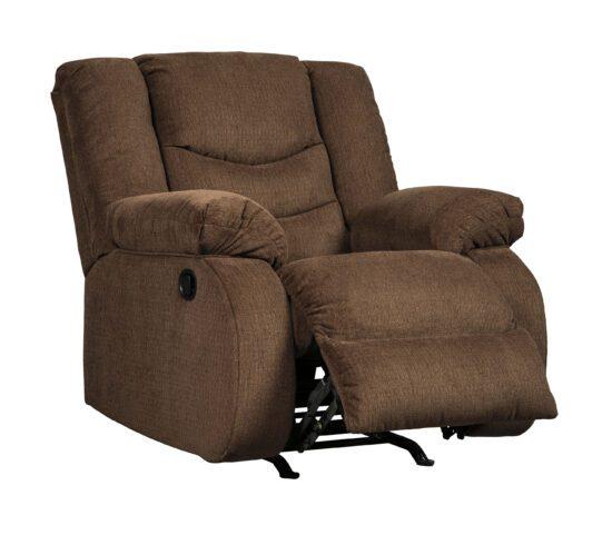 Ashley Furniture Tulen - Chocolate Rocker Recliner product image