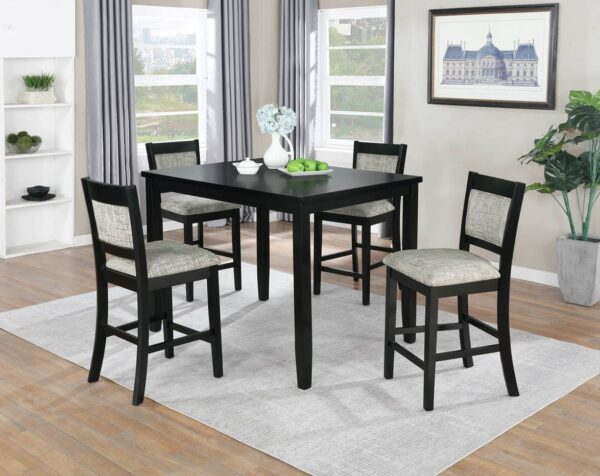 Jazzy Belle 5 Piece Dining Set By Vilo Home product image