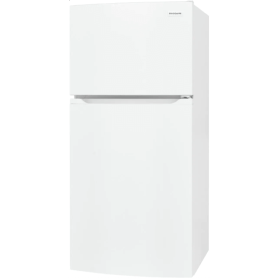 FFHT1425VW Frigidaire 13.9 Cu. Ft. Top Freezer Refrigerator in White product image