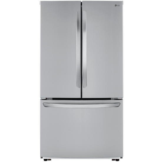 LFCC22426S 23 cu. ft. French Door Counter-Depth Refrigerator product image