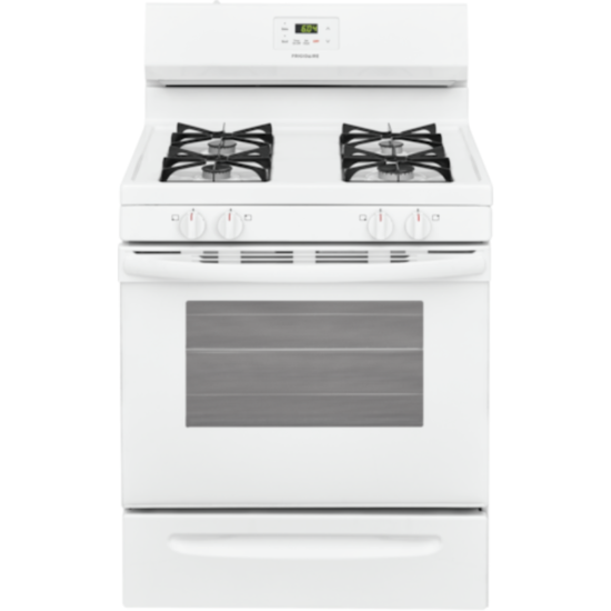 """FCRG3015AW Frigidaire 30"""" Gas Stove White product image"""