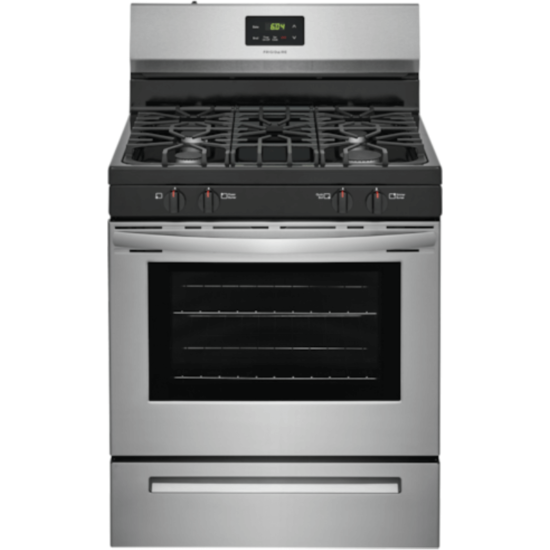 """FCRG3051AS Frigidaire 30"""" Free Standing Gas Stove Stainless Steel product image"""