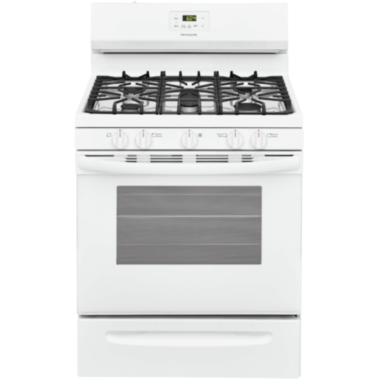 """FCRG3052AW Frigidaire 30"""" Free Standing Gas Stove White product image"""