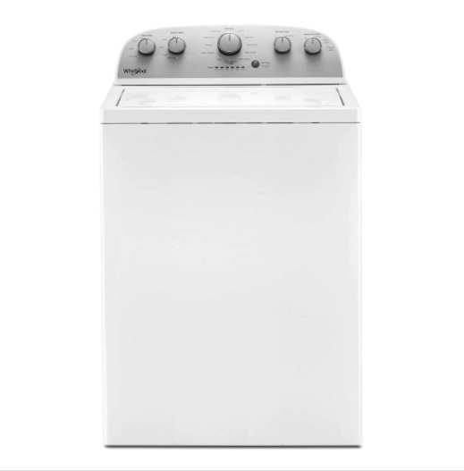 4.2 cu. ft. High-Efficiency Top Load Washer with Agitator By Whrilpool product image