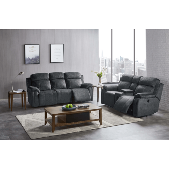 New Classic Tango Sofa and Love seat w/Blue tooth speakers product image