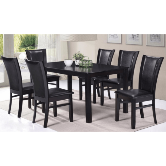 Alice 7 Piece Dining Set By Casa Blanca Furniture product image