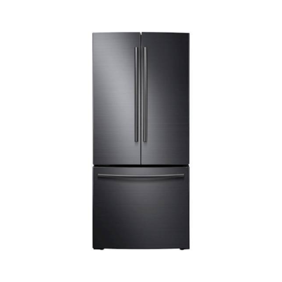 Samsung 21.6 CU.FT French Door Refrigerator RF220NCTASG product image