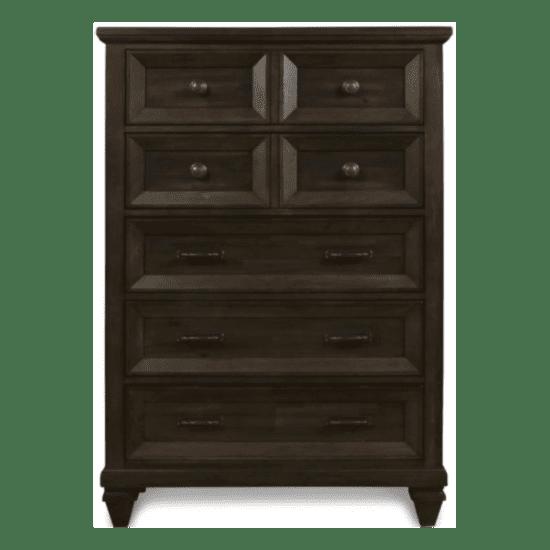 Sevilla New Classic chest in dark walnut finish product image